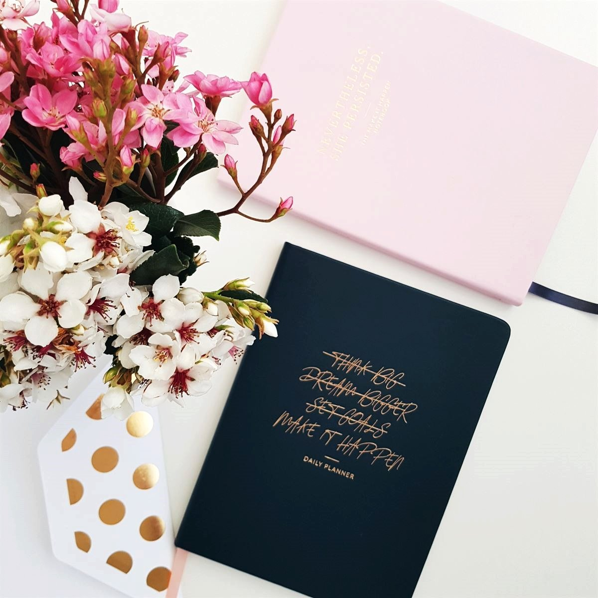 Make It Happen Notebook and Planner