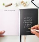 The Leaders in Heels Planner Make It Happen - Quote page
