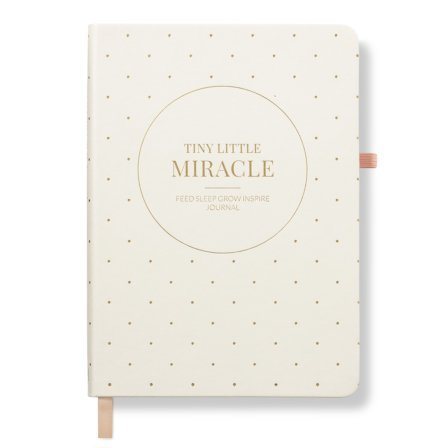 Tiny Little Miracle Baby Schedule Journal