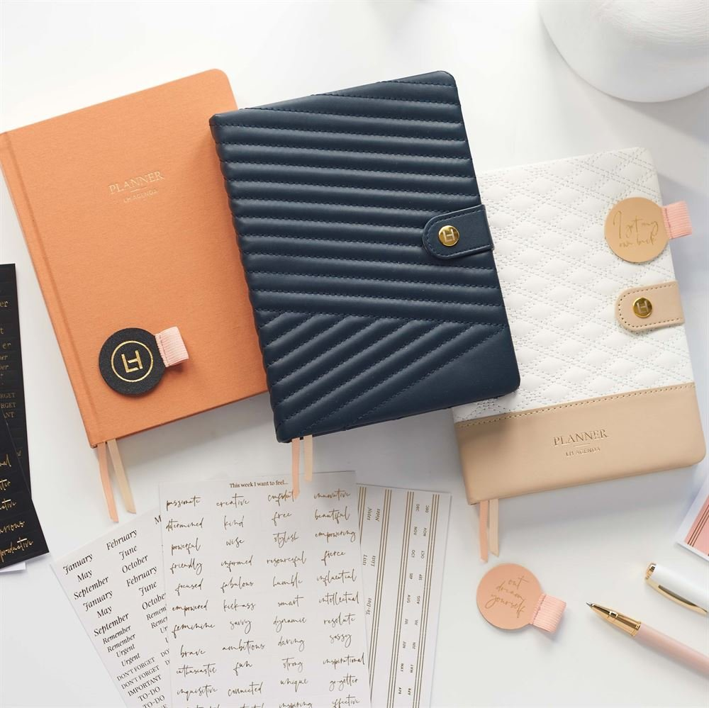 Phenomenal Woman Planners and Journals